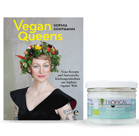vegan queen produktbild